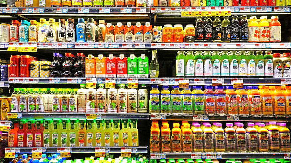 Tendências: Design embalagens de bebidas em 2019