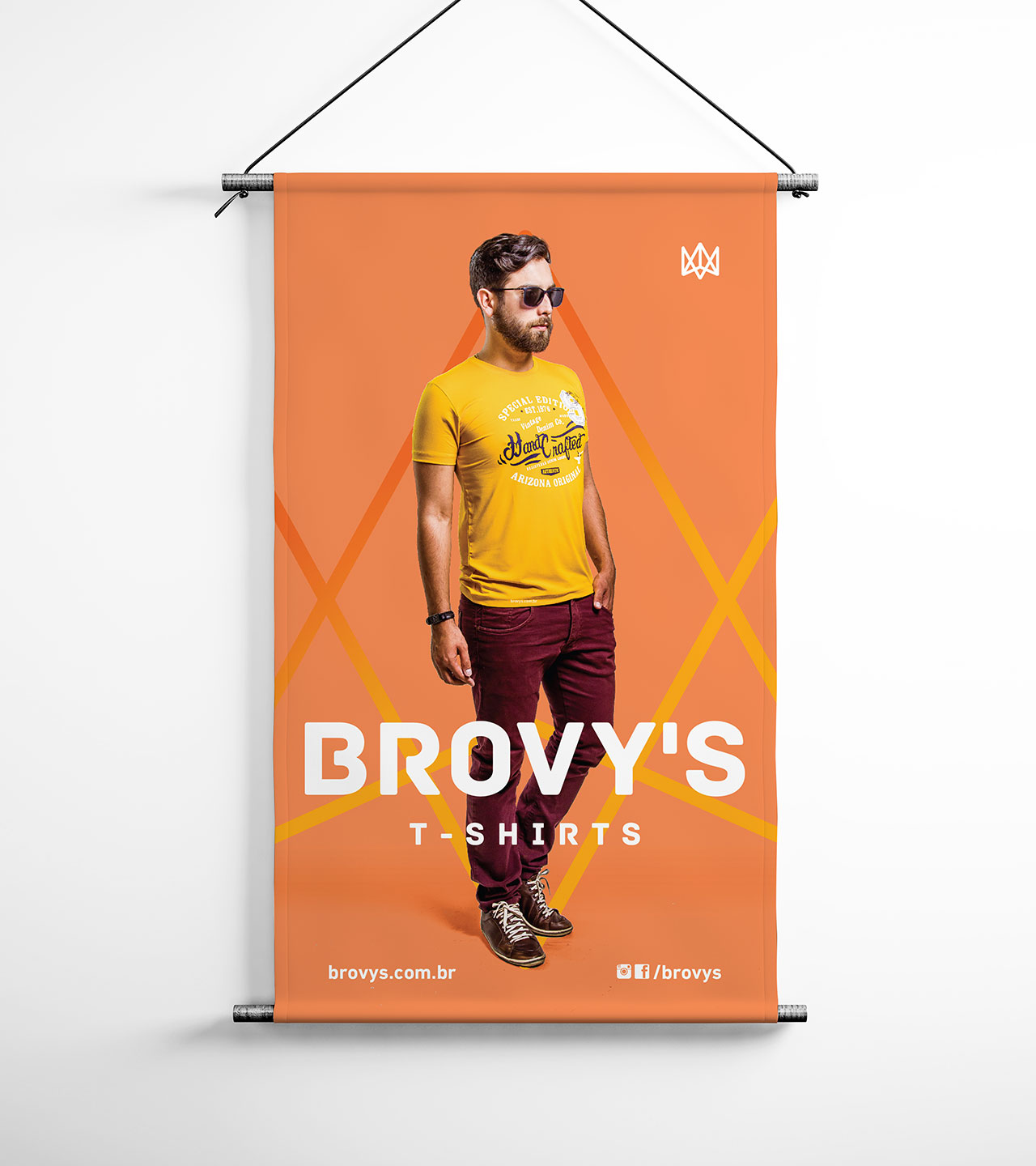 Banner Brovy's